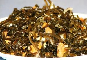 пищевая ламинария - морская капуста
